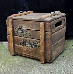Reclaimed, Wooden, Crate, Edit
