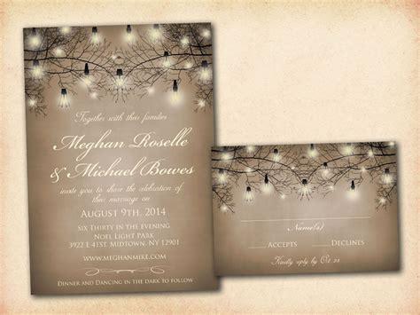 rustic wedding invitation templates  crlntprm sluby