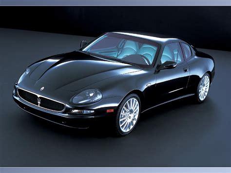 2002 Maserati Coupe Overview Cargurus