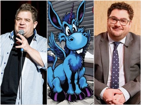 patton oswalt new show patton oswalt to replace bobby moynihan in new show the