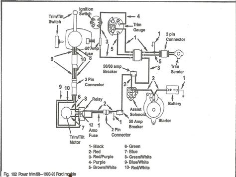 Volvo Marine Alternator Wiring Diagram Forums