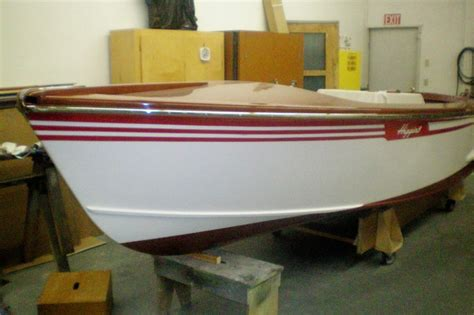 1956 Higgins Wood Boat by Home Higgins Boats