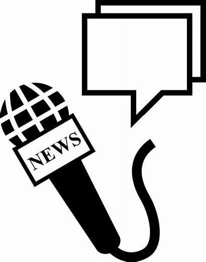 Microphone Clipart Transparent Speech Svg Webstockreview Bubbles