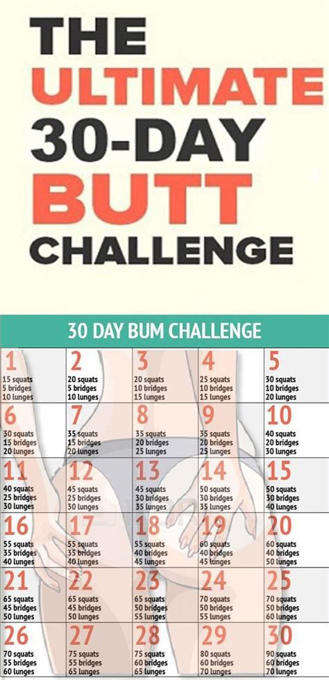 17 Best ideas about 30 Day Fitness Challenge on Pinterest