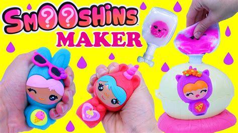 squishy maker  smooshins squish toys maker craft
