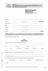 Haus Und Grund München Mietvertrag : haus und grund mietvertr ge von haus grund bremen sch tzen sie ihre immobilie mit ~ Orissabook.com Haus und Dekorationen