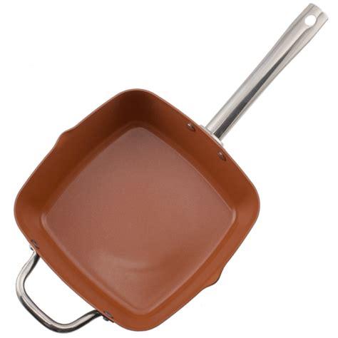 copper cook    cookware set