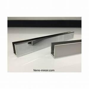 Profilé Inox En U : profil u9 u12 sp cial douche en aluminium chrom ~ Dailycaller-alerts.com Idées de Décoration
