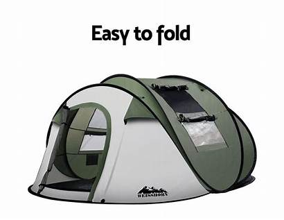Tent Camping Tents Pop Hiking Weisshorn Person