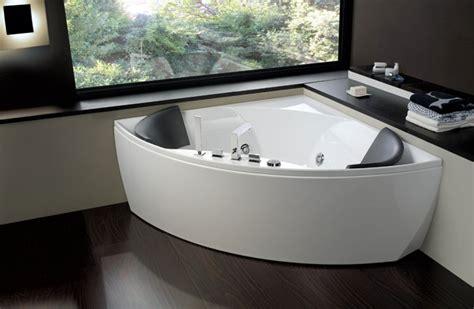 bellissime vasche da bagno angolari moderne