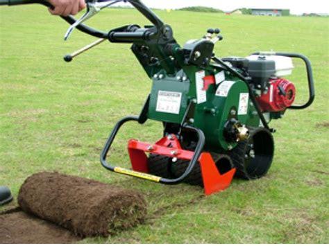 Groundsman Turf Cutter