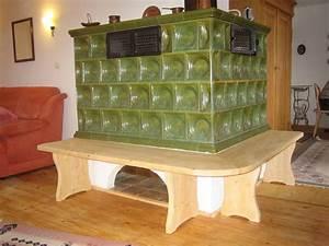 Bau einer Ofenbank