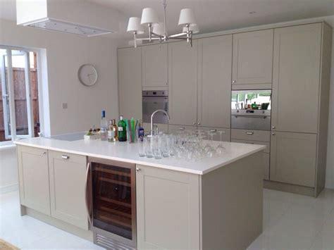 green kitchen worktop finally new kitchen green grey pistachio kitchen 1455