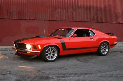 1970 Ford Mustang Boss 302 For Sale On Bat Auctions