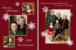 family cards happy holidays