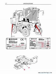 New Holland Vn 2080 Grape Harvester Download Pdf Service
