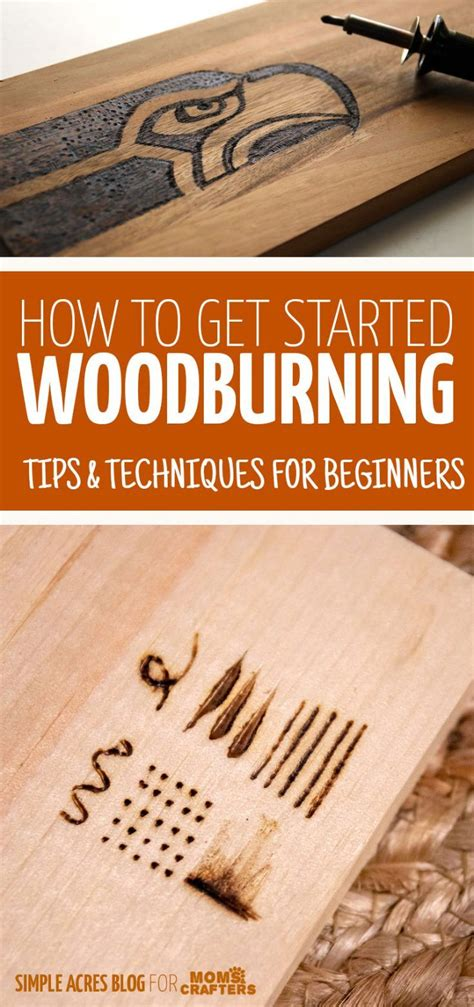 woodburning tips techniques  beginners wood burning