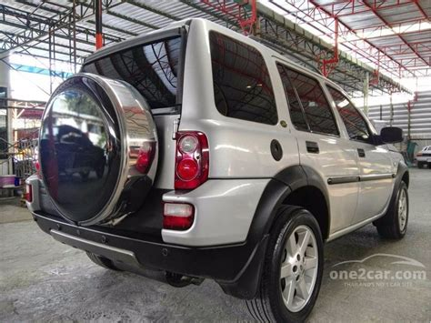 how it works cars 2008 land rover freelander interior lighting land rover freelander 2008 td4 hse 2 0 in กร งเทพและปร มณฑล automatic suv ส เง น for 498 000