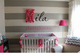 Diy Baby Nursery Themes by Mila 39 S Nursery Project Nursery