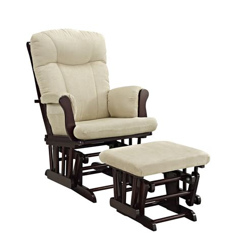 Replacement Cushions For Glider Rocker And Ottoman by Nursery Glider And Ottoman Replacement Cushions Thenurseries