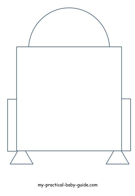 R2d2 Printable Template by 17 Best Ideas About Template On Templates