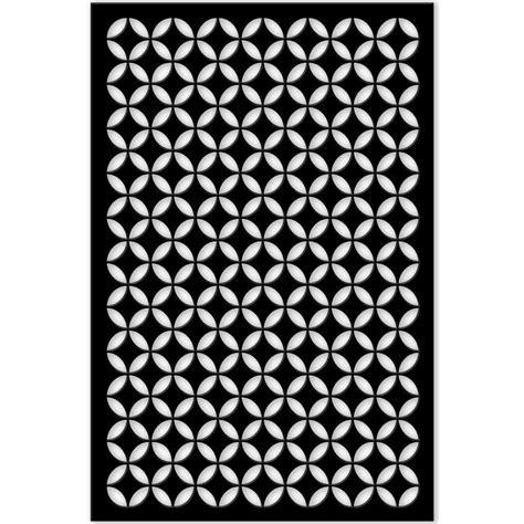 acurio latticeworks        ft black moorish