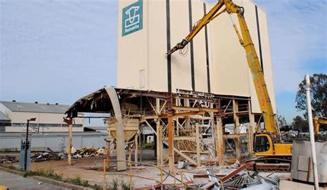 demolition gold coast  house industrial building