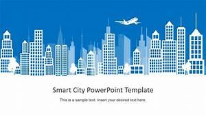 Smart City Powerpoint Template