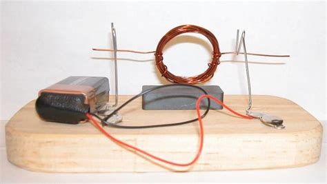 Simple Motor by Electricity Work And Power