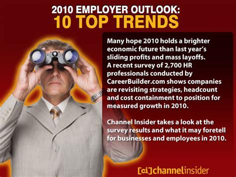 2010 Employer Outlook