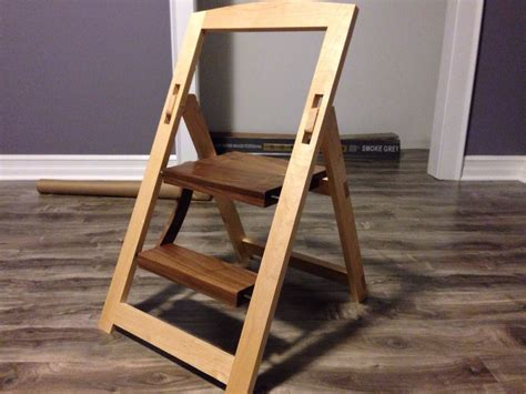 Folding Step Stool! Youtube