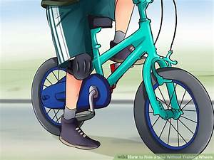 3 Ways to Ride a Bike Without Training Wheels - wikiHow