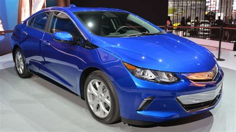 2018 Chevrolet Volt  Review, Engine, Specs, Release Date