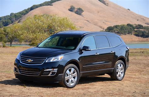 2013 Chevrolet Traverse by 2013 Chevrolet Traverse Review