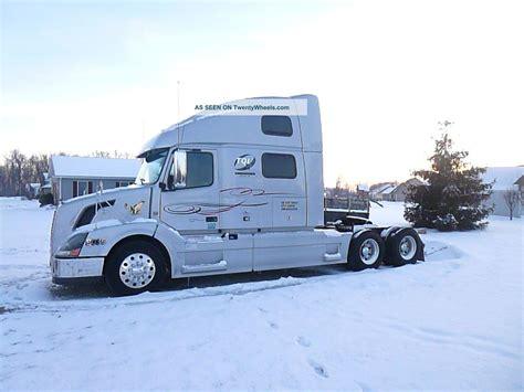 2011 volvo semi truck 2011 volvo 780
