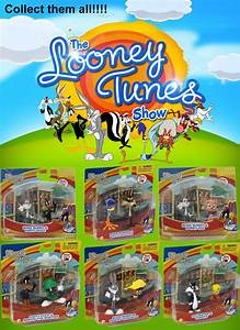 The Looney Tunes Show Collectible Figures TwinPack. Choose ...