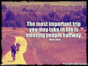 The most import... Important Meeting Quotes