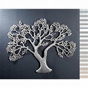 Wanddeko Baum Metall : wanddeko silber metall deine ~ Whattoseeinmadrid.com Haus und Dekorationen
