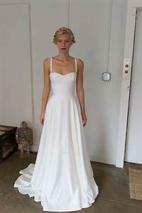 Simple Wedding Dresses For A Simple Wedding Dolche Fashion