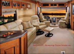 motor home interior roaming times rv news and overviews