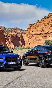 2021 BMW X5 M and X6 M Revealed with More Power, Much ...