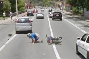 Google StreetView Rekam Detik-detik Terjadinya Kecelakaan ...