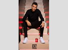 Cristiano Ronaldo Launches His First Casual Fragrance, CR7