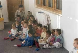 Romanian Orphanage Children