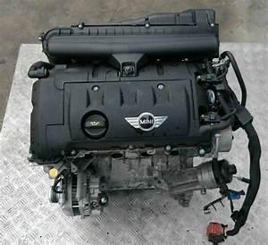 Bmw Mini Cooper R56 R55 R57 120hp Complete Engine Petrol N12b16a Warranty