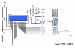Programming Counters In 8051 Microcontroller And