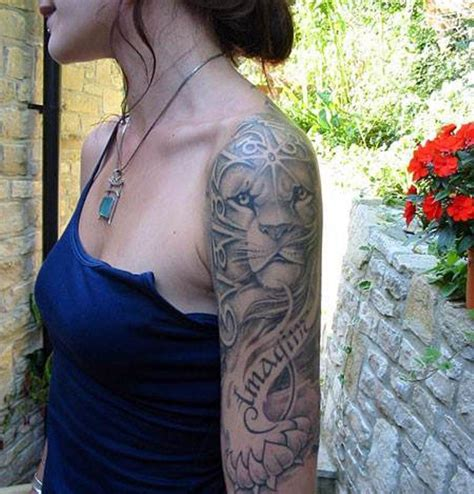 cute lioness tattoos httptattoomirrorcomcute