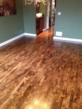 maple floor stained kashian bros carpet  flooring