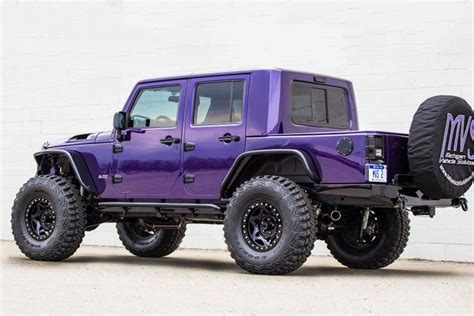 Jeep Jk Truck by Rubitrux Jeep Wrangler Jk Ext Truck Conversion Omg I Want