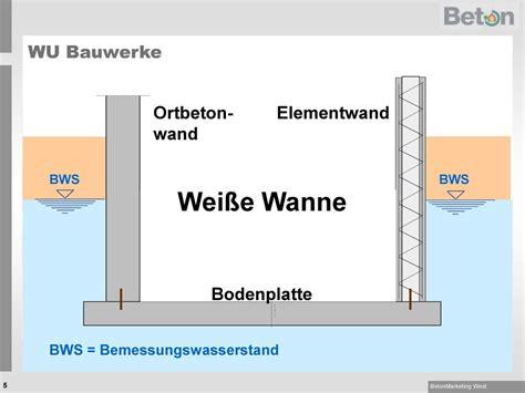 Weisse Wannen by Keller Weisse Wanne Schwarze Wanne